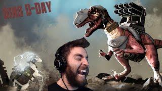 I AM THE HISSMAN! | Dino D-Day Randomness