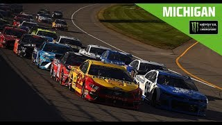 Monster Energy NASCAR Cup Series - Full Race - FireKeepers Casino 400