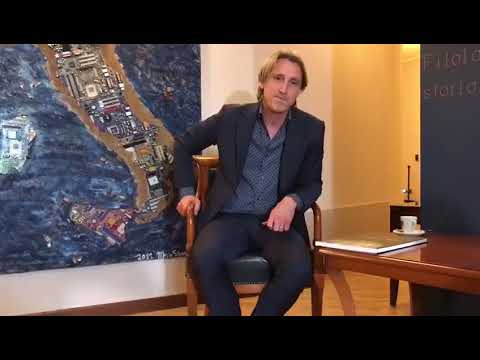 Video saluto di Davide Nicola a Crotone