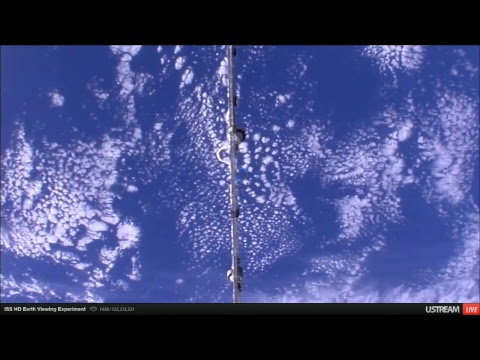 LIVE - ISS [HD] Earth Viewing Experiment | URL = ISSRadio.live