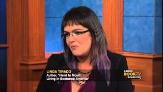 "Book TV After Words: Linda Tirado, ""Hand to Mouth"""