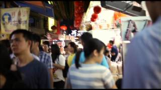 Day in the lives (English) - Nairobi Taiwan 30 sec TVC