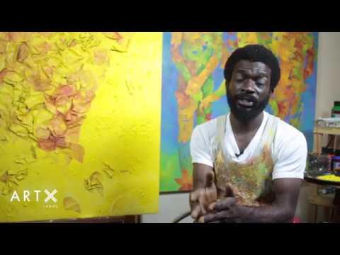 ART X Lagos interviews Olumide Onadipe
