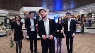 Оригинальное поздравление, очень красиво поют. New version Pentatonix. Very beautiful acappella song