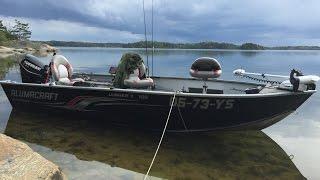 Jerkbait vissen op snoek in Zweden