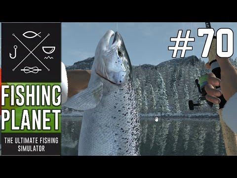 FISHING PLANET #70 - Atlantischer Lachs als Trophäe    Let's Play Fishing Planet    German