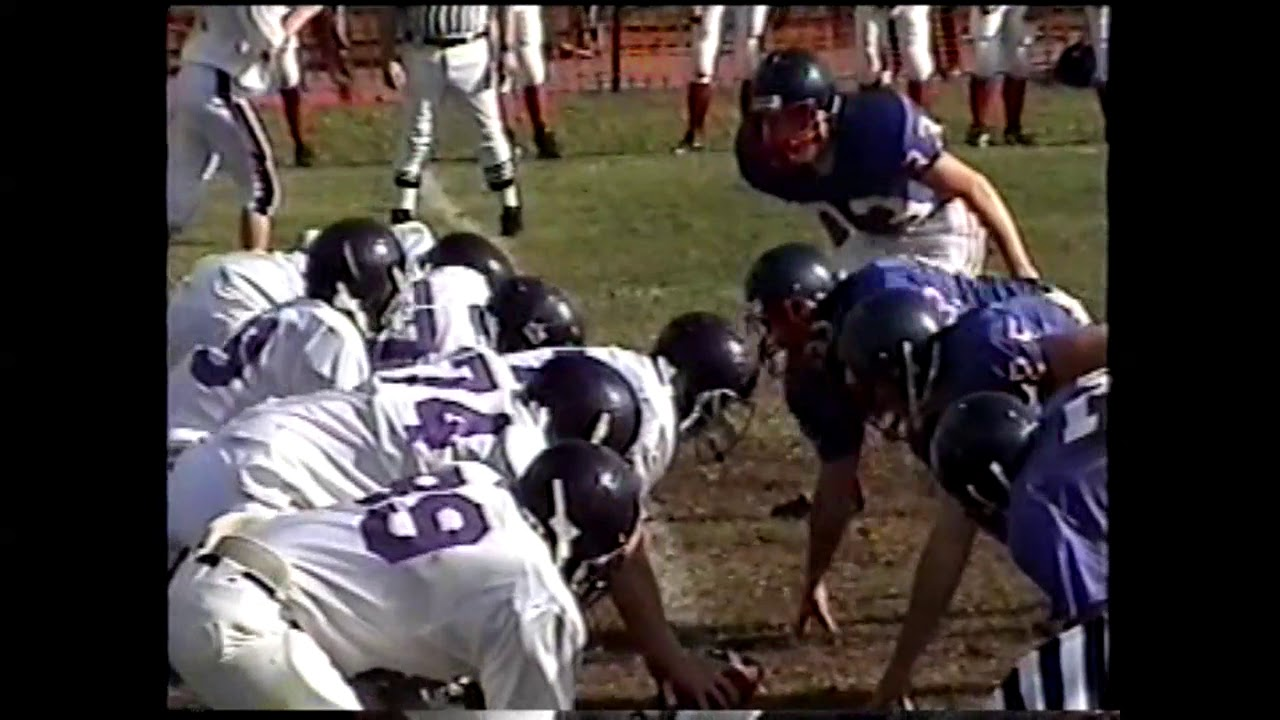 NCC - Ticonderoga - AVCS JV Football  11-3-01
