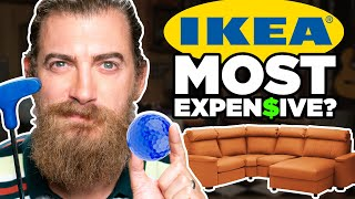 What's The Most Expensive Item At IKEA? (Mini Golf Game)
