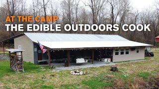Charming Old School Louiṡiana Camp   Deer Hunting