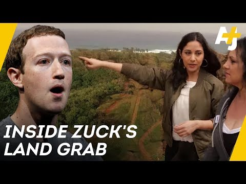 Mark Zuckerberg Sued Native Hawaiians For Their Own Land | AJ+