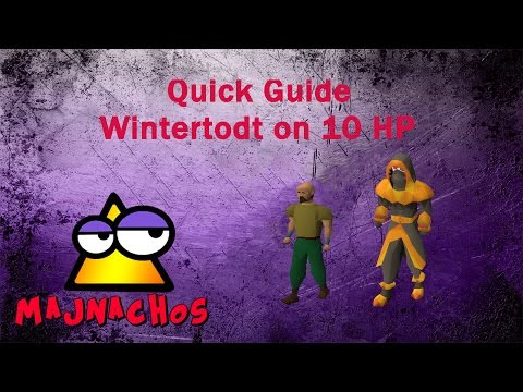 OSRS WINTERTODT GUIDE // 300k XP/HR!!! by TheDeadlyRaven