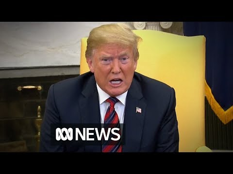 Trump says talks on North Korea summit going 'very well'