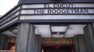 El Cucuy (Daytime Walk-Through) Halloween Horror Nights 2013 Universal Studios Hollywood