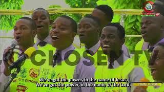 My God is biġger than every problem~ TLCCRM YOUTH CHOIR