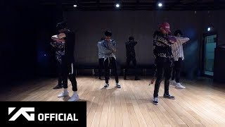 ikon killing me dance practice video