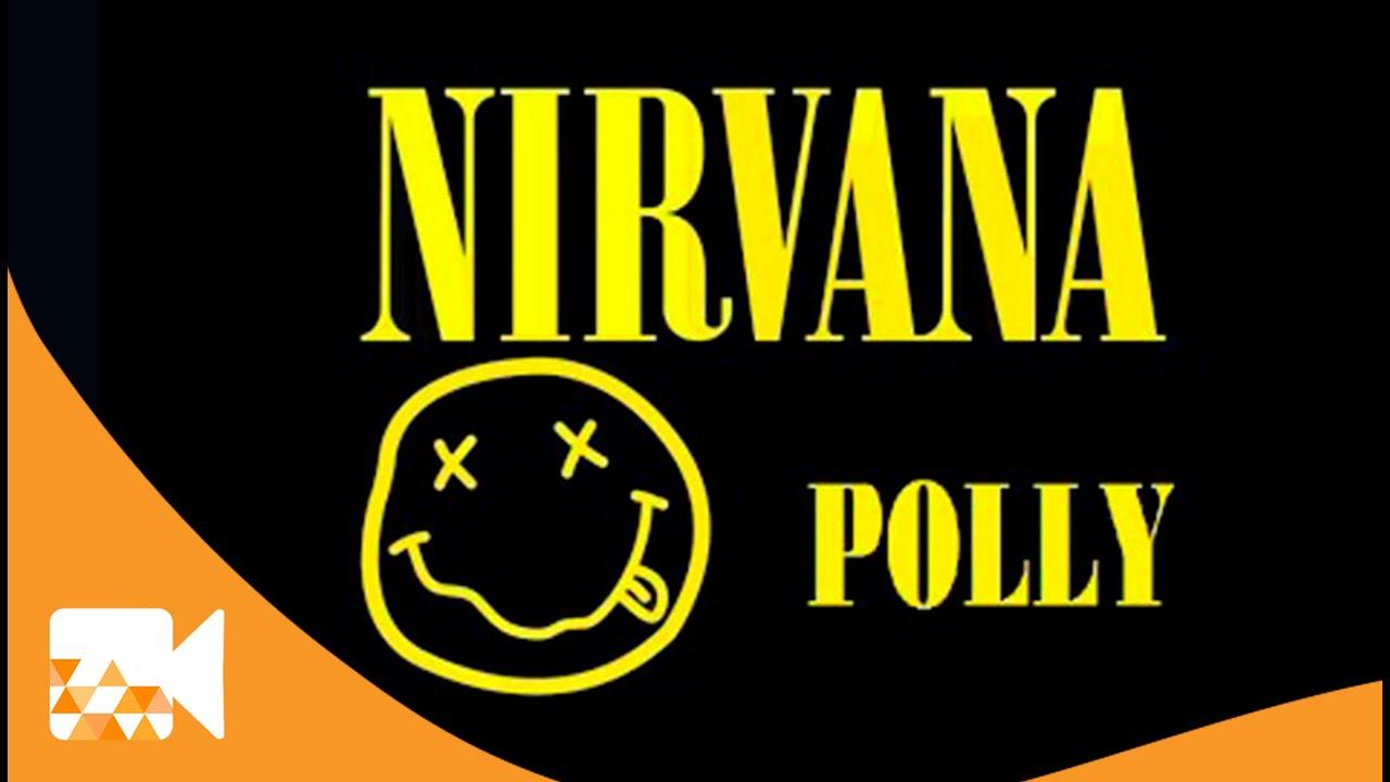 Nirvana - Polly (Instrumental) - YouTube