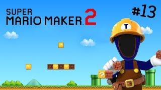 THE WORLD'S LONGEST LEVELS  |  Super Mario Maker 2  |  13