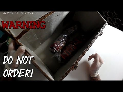 Buying A Real Dark Web Mystery Box Goes Horribly Wrong!!! Very Scary! Mp3
