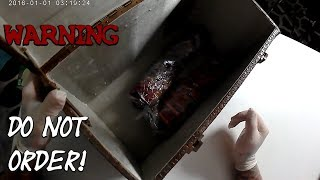 Buying A Real Dark Web Mystery Box Goes Horribly Wrong!!! Very Scary! thumbnail