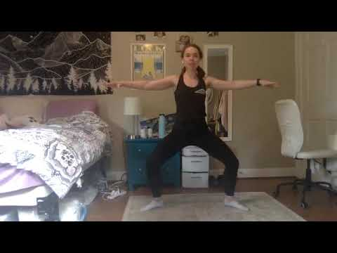 Barre with Clare - 45 Minutes