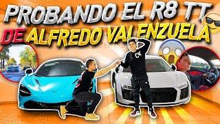 ALFREDO VALENZUELA ME PRESTÓ SU AUDI R8 TT PARA PROBARLO.. | ManuelRivera11