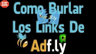 Cómo eliminar publicidad de los acortadores de enlace. Quitar/eliminar anuncios adf.ly, linkbucks.