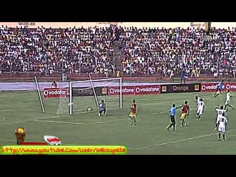 Guinea vs Egypt 2-3 Al Goals 10/06/2012