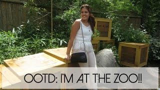 OOTD: I'm at the zoo!! Thumbnail