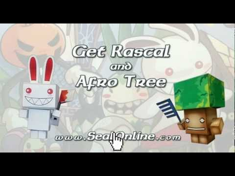 Seal Online - TV - Episode 2 - Paper Art / Rascal & Me!