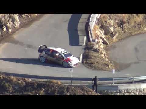 86ème Rallye MONTE-CARLO - ES15 - La Cabanette - Col de Braus