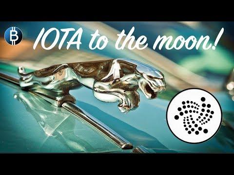 IOTA's HUGE Jaguar Partnership And More News! (IOTA News & Update 2019)
