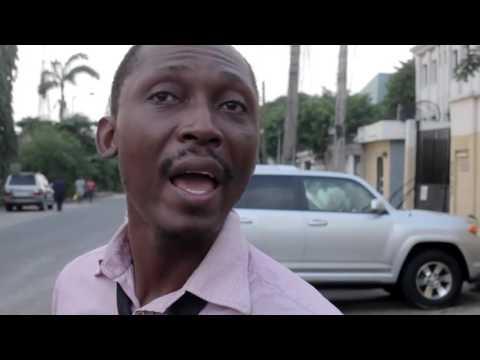 Self-Driving Car in Lagos - (Frank Donga)