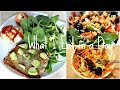 WHAT I EAT IN A DAY #3 (Eating Out) | Cheap Lazy Vegan