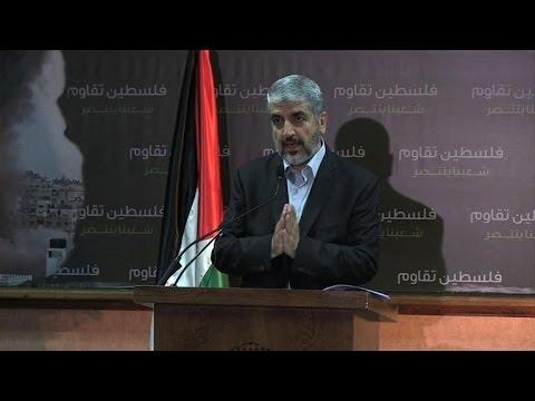 Hamas rejects Gaza truce unless blockade lifted