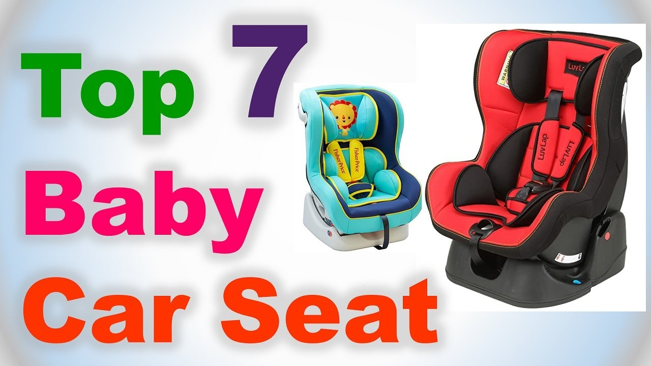 Top 7 Best Baby Car Seat in India 2020 | Car Seat for Baby & Kids (बेबी कार सीट)