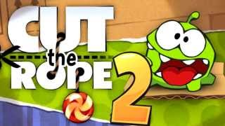 полный обзор cut the rope 2