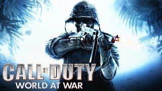 Стрим по игре Call of Duty - World at War