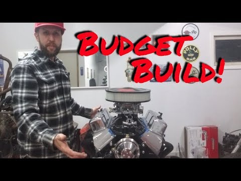 Budget 350 Small Block Build - Vice Grip Garage EP1