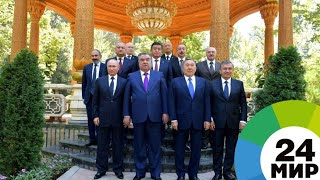На саммите глав государств Содружества журналистам подарили фрукты - МИР 24