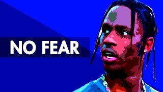 """NO FEAR"" Dope Trap Beat Instrumental 2018 