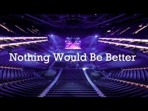 Nothing Would Be Better - Nick Jonas EMPTY ARENA