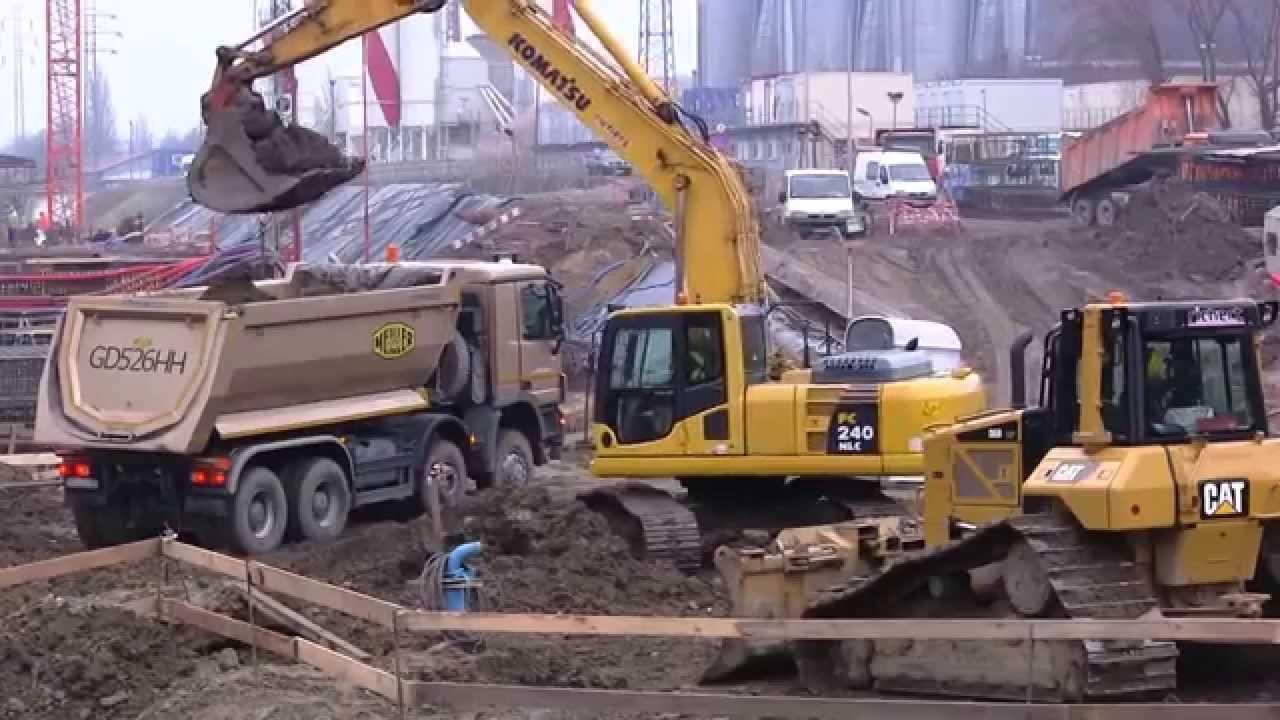 Excavator Komatsu Pc 240 Ncl