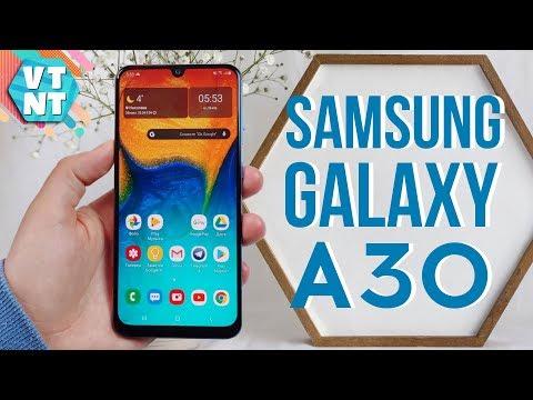 Samsung Galaxy A30 Обзор. Стоит ли покупать?