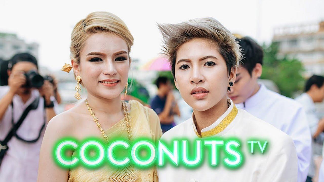 lesbians thailand teen