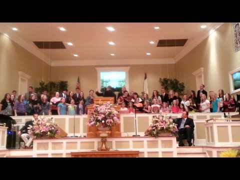 Love Valley Baptist Church Youth Choir