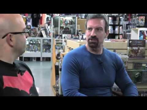 Hartley talks to Mark Gibbon!