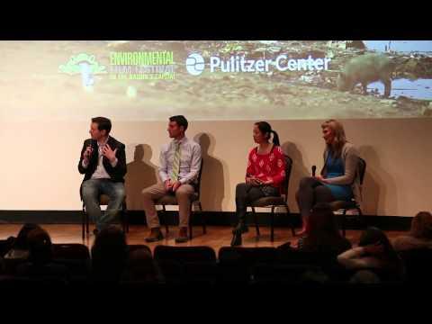 Pulitzer Center Environmental Film Festival Panel Discussion