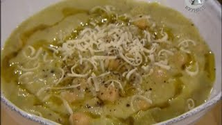 Горохово-луковый суп