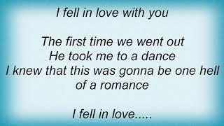Susan Tedeschi - I Fell In Love Lyrics