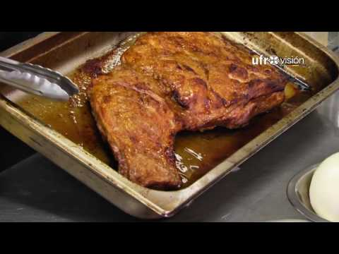 Carne al horno con ensaladas y salsas | COCINA DREAMS